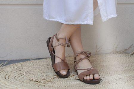 Calzado de piel sin cromo y ecológico.