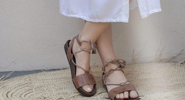 Zapato sostenible