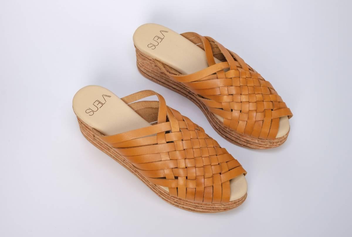 Suela Shoes Sandalia Trenzada