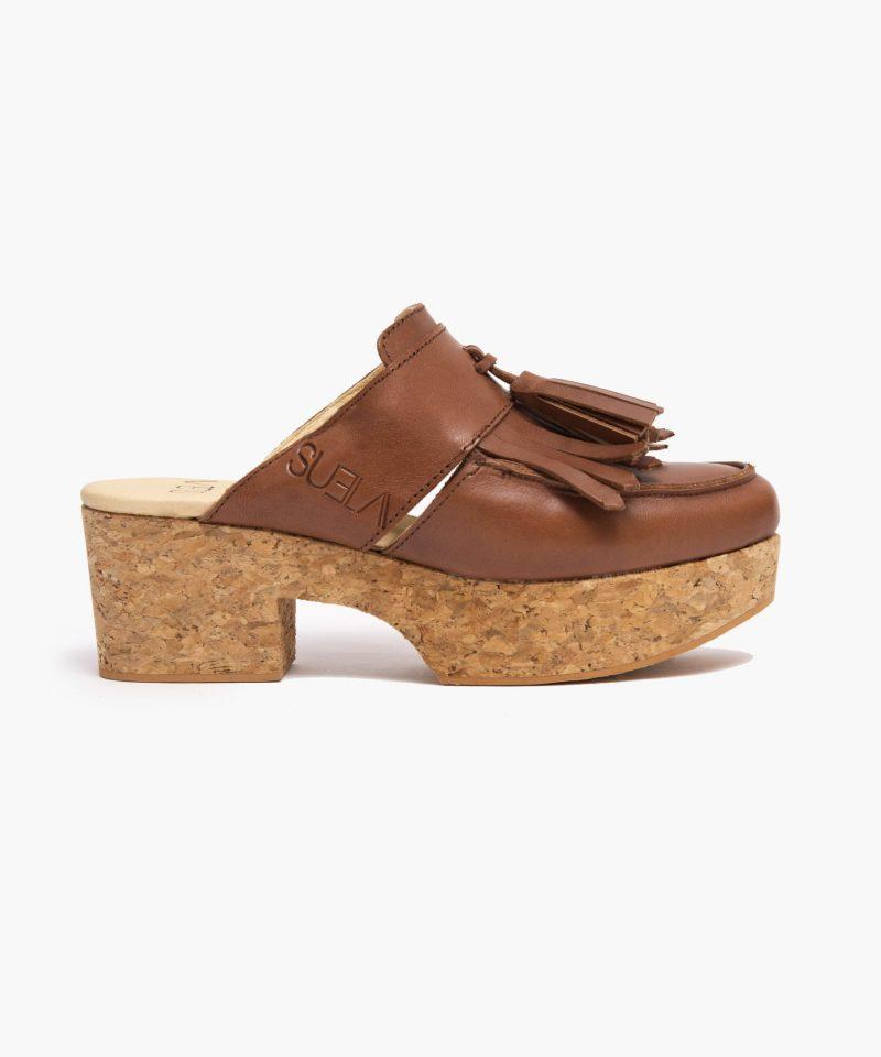 Paola Chocolate / Suela shoes