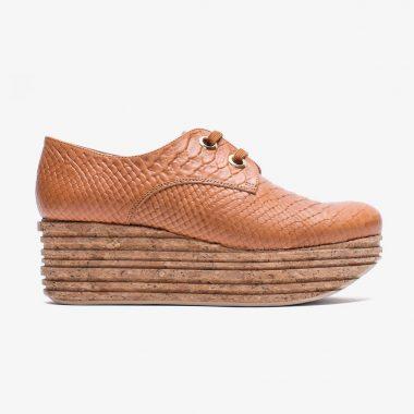 Zapatos de suela de corcho para nuestros zuecos